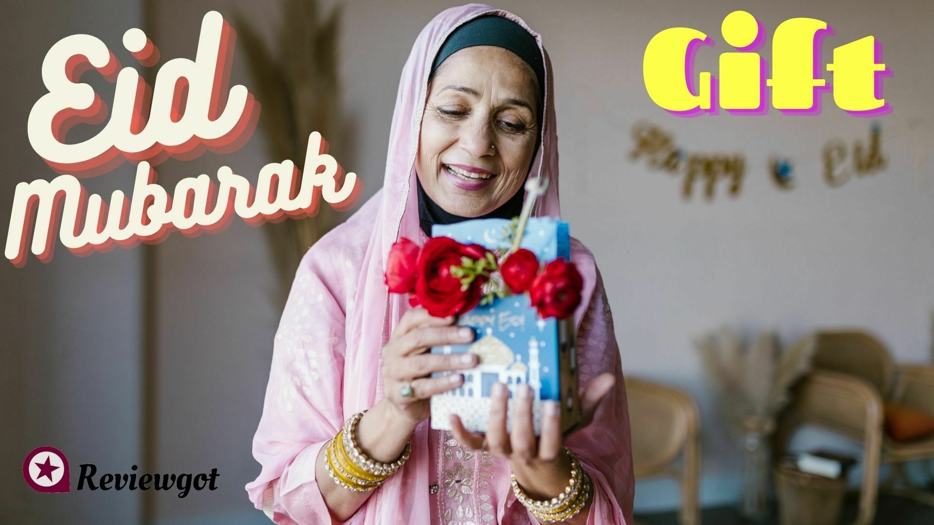 Eid Mubarak Gift