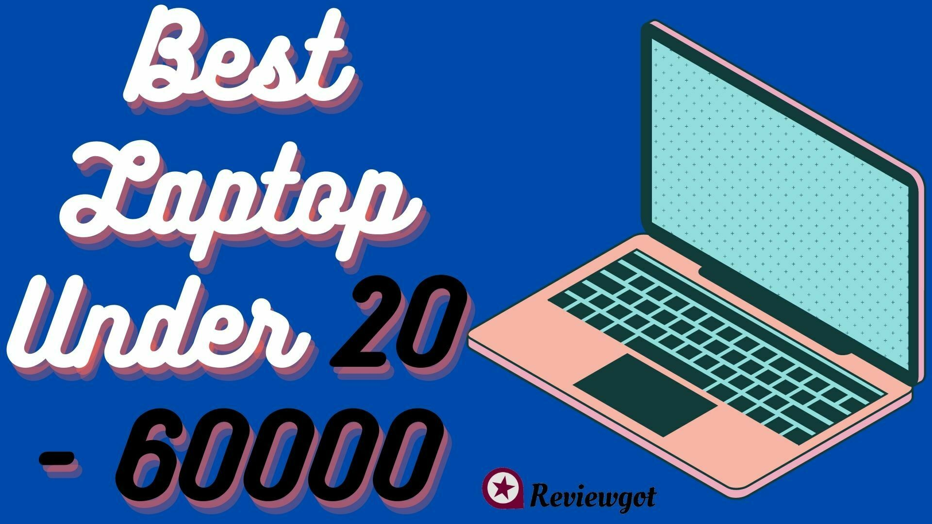 best laptop under 60000