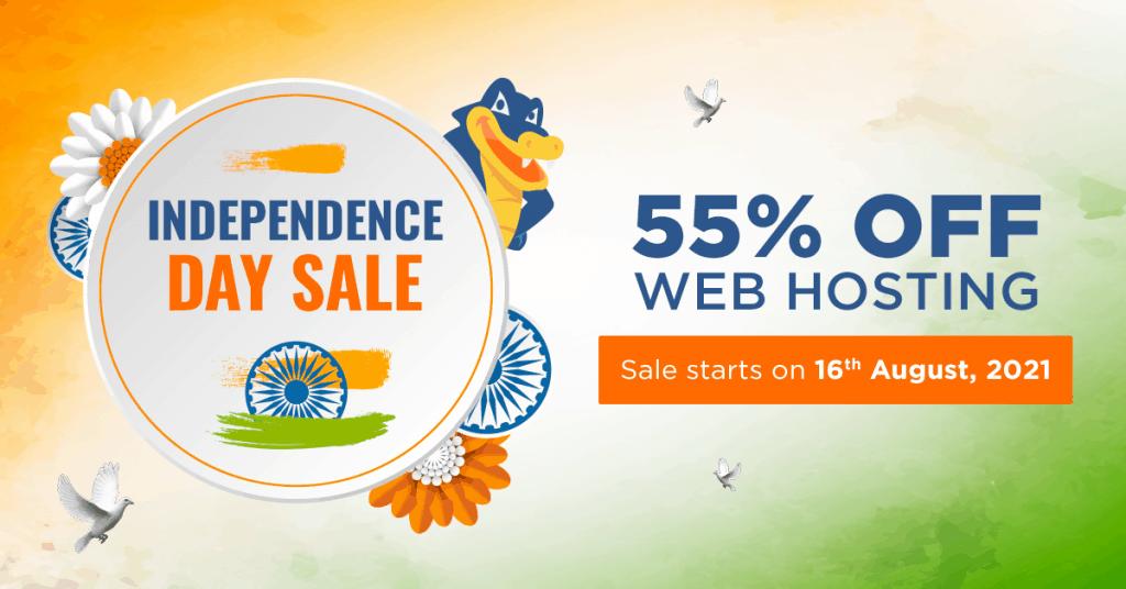 hostgator Independence Day Sale