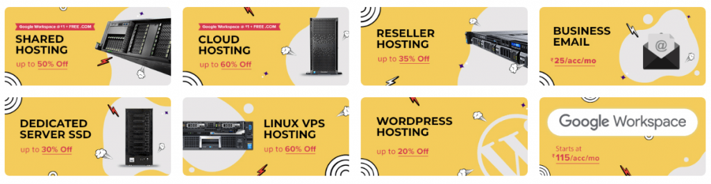 Resellerclub March Madness Sale Offers