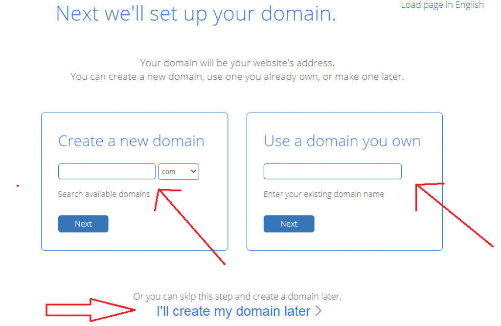 bluehost india domain registration
