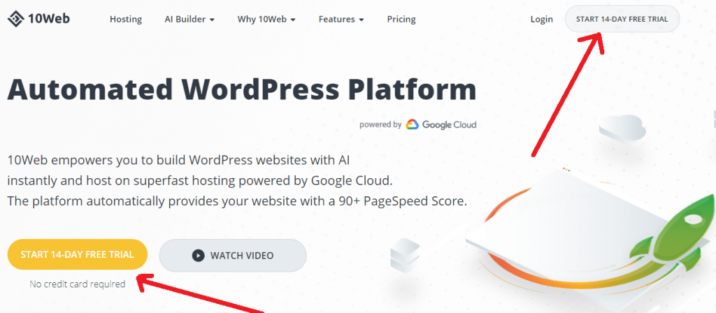 10web website