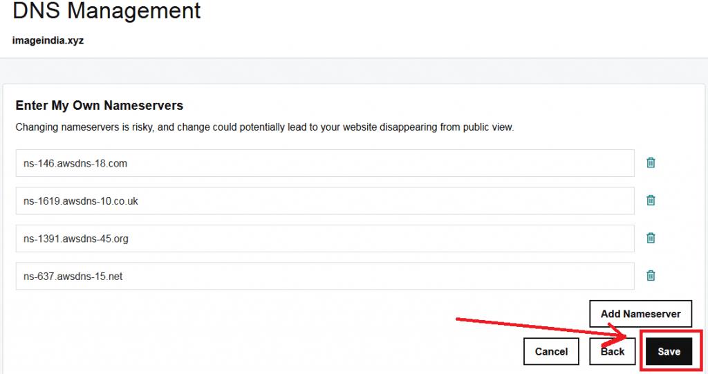 domain dns management