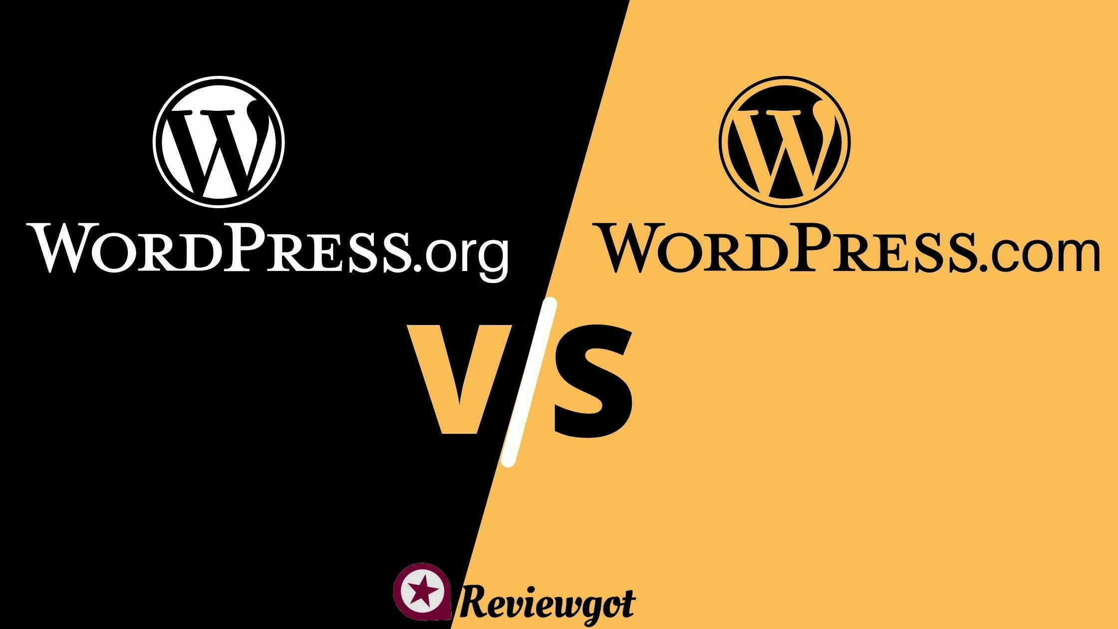 WordPress.org VS WordPress.com Which Better?